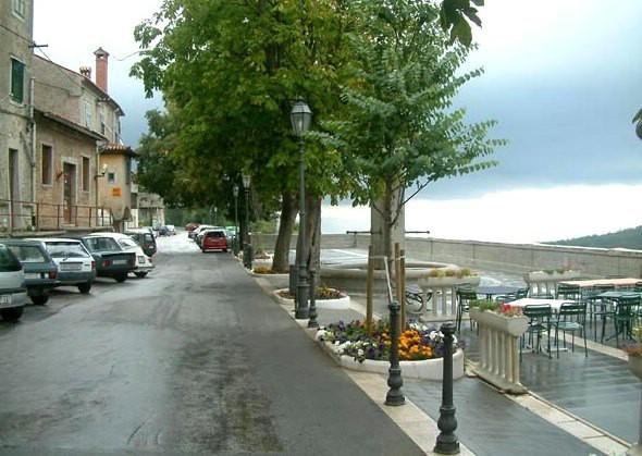 Obavijest stanovnicima labinske starogradske jezgre - zabrana parkiranja na šetalištu San Marco