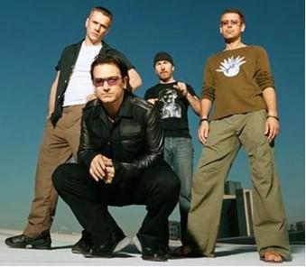 Labin Art Republika: U2 cover bend Kod špine