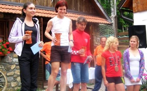 Barbari Belušić nova titula državne prvakinje u planinskom trčanju