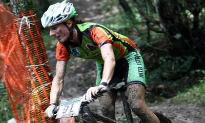 "Andrea Kiršić i Robi Šujević državni prvaci na biciklističkom krosu ""XC Buzet – Pinguentina 2010`"