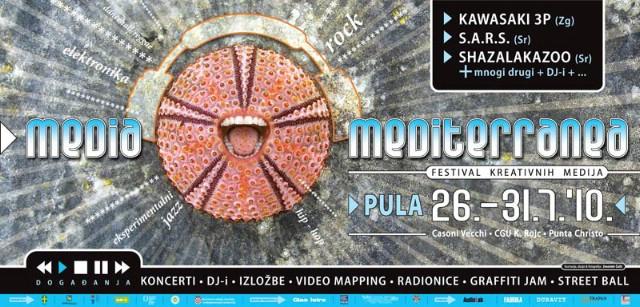 Labinski bendovi Breech Deenower i Soul Display na festivalu Media Mediterranea