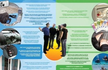 Labin tiskao informativnu brošuru za sigurno ljetovanje turista