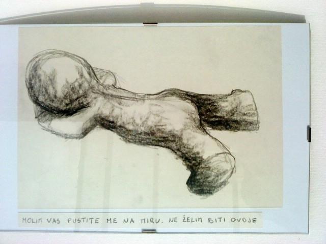 Labin Art Republika: počinje izlaganje na otvorenom nekolicine umjetnika