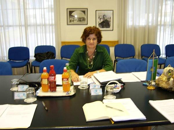 Gloria Paliska Bolterstain predsjednica Općinskog vijeća Općine Raša