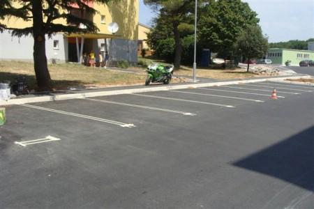 Završeni radovi na prometnici u Ulici Karla Kranjca