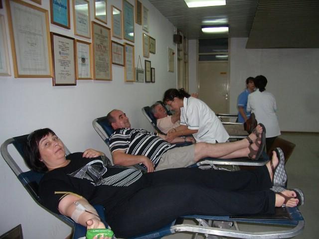 Labinjani i dalje rado daruju krv