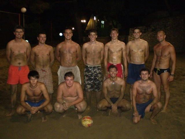 U Rapcu započeo kup u malom nogometu na pijesku `Peskara kup 2010.` - Poziv na sudjelovanje
