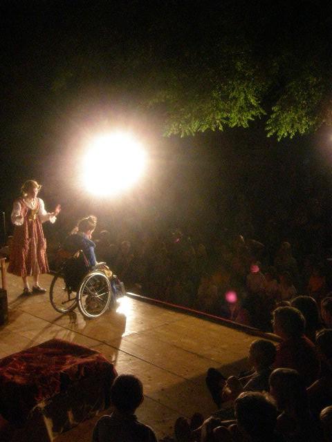 Heidi posjetila Labin: brojni mališani oduševljeni Kazalištem Merlin