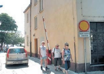 Od idućeg tjedna ulazak vozila u jezgru Staroga grada pomoću rampe
