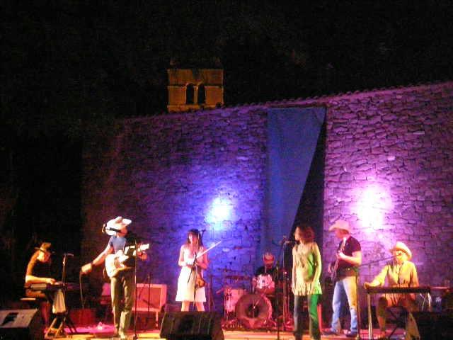 Starogradske zidine zaplesale u country ritmu