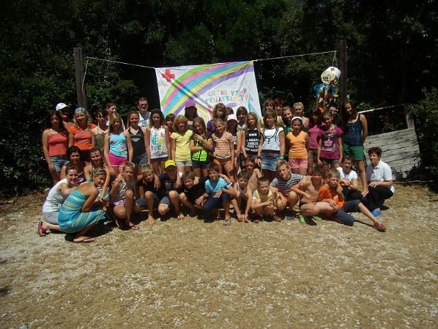 U kampu prijateljstva `Duga` u Tunarici