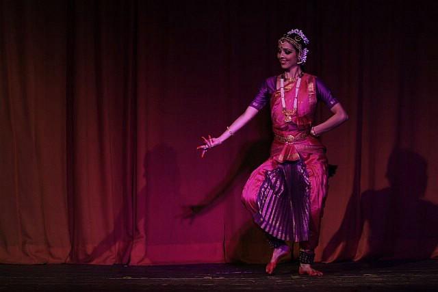 Festival Vizualnog Kazališta: Nikolina Nikoleski oduševila indijskim plesom