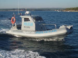 Za vikend pojačan nadzor pomorske policije