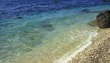 Uz obalu Istre more je čisto