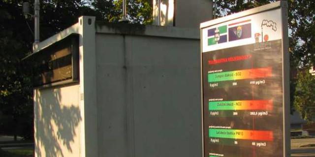 Mjerna postaja za kancerogeni benzen u Sisku ne radi od početka godine!