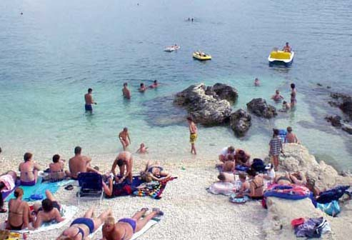 I pri kraju turističke sezone bilježi se velik dolazak stranih gostiju
