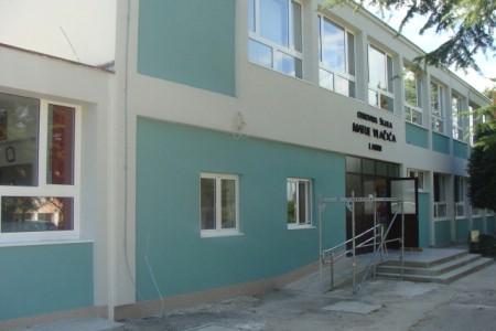 Obnovljena fasada i sanitarni čvor u Osnovnoj školi Matije Vlačića