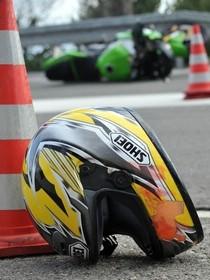 U dvije nesreće na cesti Labin-Raša teško stradali motociklisti - jedan motocikl od siline udarca prepolovljen