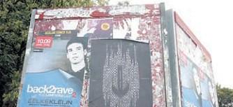 Nered u oglašavanju: plakatom na plakat