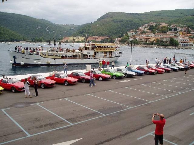 Ljubitelji Fiat Bertone iz raznih dijelova Europe sutra u Rapcu