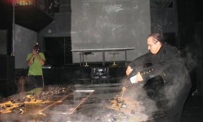 Labin: Počeo Transart festival 2010: Predstavljen 3D okoliš podzemnog grada