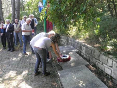 Obilježena 67. obljetnica bitke kod Tonci