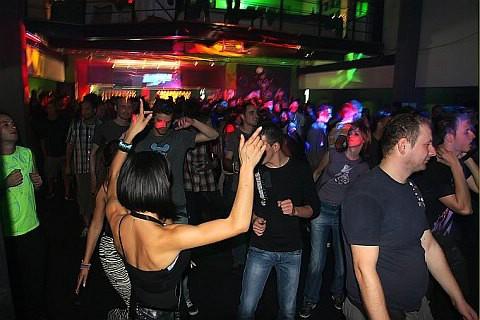 Lamparna u ritmu DJ-a Kleijna (galerija fotografija)