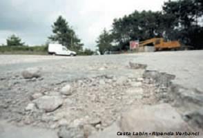 Ove godine samo krpanje asfalta