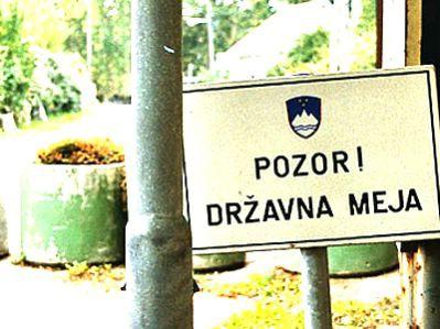 Obavijest svima koji moraju u ponedjeljak preko slovenske granice:Zbog štrajka slovenskih javnih službenika mogući zastoji