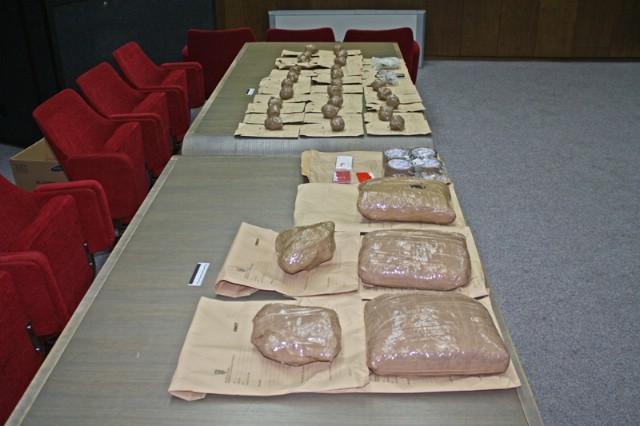Uhićen Labinjan s više od 5 kilograma marihuane - istraga se nastavlja
