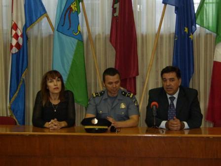 Gradonačelnikov prijem za predstavnike Policijske postaje Labin