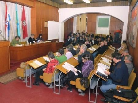 Službeno Izvješće sa 13. redovne sjednice Gradskog vijeća Grada Labina