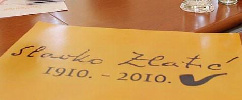 Osnovna glazbena škola iz Labina pridružuje se obilježavanju 100. godišnjice rođenja velikana hrvatske glazbe Slavka Zlatića