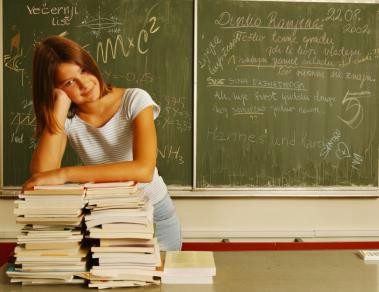 Muke osnovnoškolaca-isti razred, različiti udžbenici