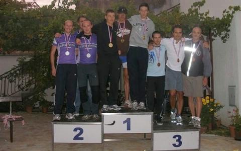Prvenstvo Hrvatske u sprint duatlonu - Albona Extreme viceprvak