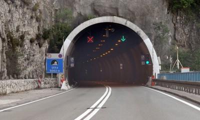 Tunel Učka u srijedu zatvoren na 20 min zbog vatrogasne vježbe