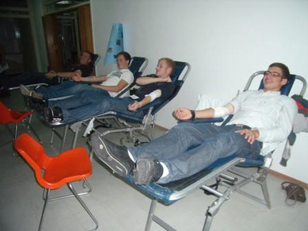 Gotovo trećina novih darivatelja na akciji dobrovoljnog darivanja krvi u Labinu