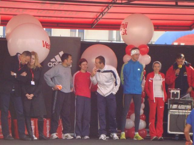 Barbara Belušić peta na 19. Zagrebačkom maratonu