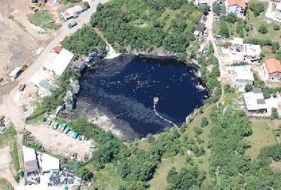Otrovni industrijski otpad ušao u podzemlje i kreće prema Kvarneru