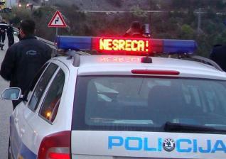 Proteklog vikenda na području Labina čak 7 prometnih nesreća