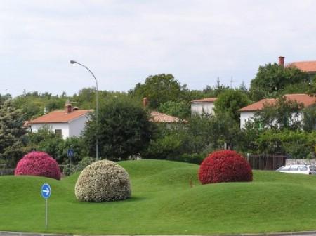 Jesenje uređenje zelenih površina
