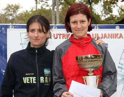 Treći trijumf Barbare Belušić na 28. izdanju utrke na Danima Uljanika