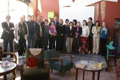 """U županijskom projektu """"XII x II 2008"""", promovirani i mladi labinski umjetnici"""