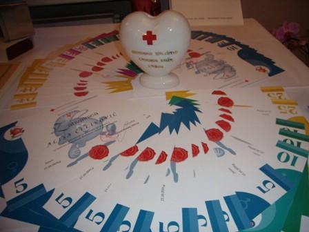 Dodijeljena priznanja jubilarnim darivateljima krvi