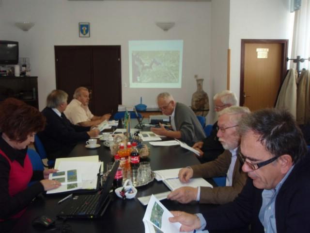 U Raši održan sastanak Radne skupine za strategiju razvoja ekoindustrijskog parka Raša - EIPR