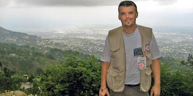 Aleksandar Knežević se vratio na Haiti