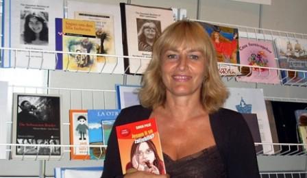 Sanja Pilić gostuje u Gradskoj knjižnici