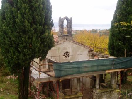 Započeli radovi na sanaciji Crkve Sv. Marije Magdalene
