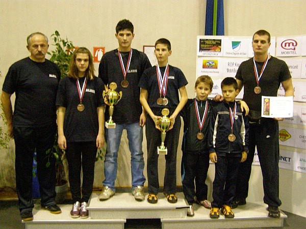 Kickboxing otvoreno Prvenstvo Slovenije:  Marino Faraguna i Almir Hodža pobjednici Slovenija open 2010