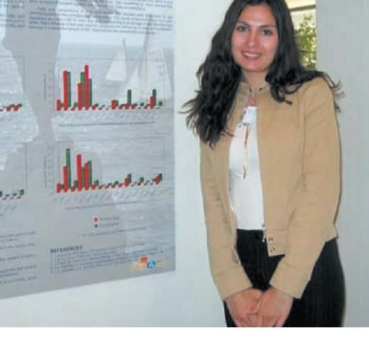 Lara Batičić doktorica biomedicine: Bavljenje znanošću lijep je i kreativan posao